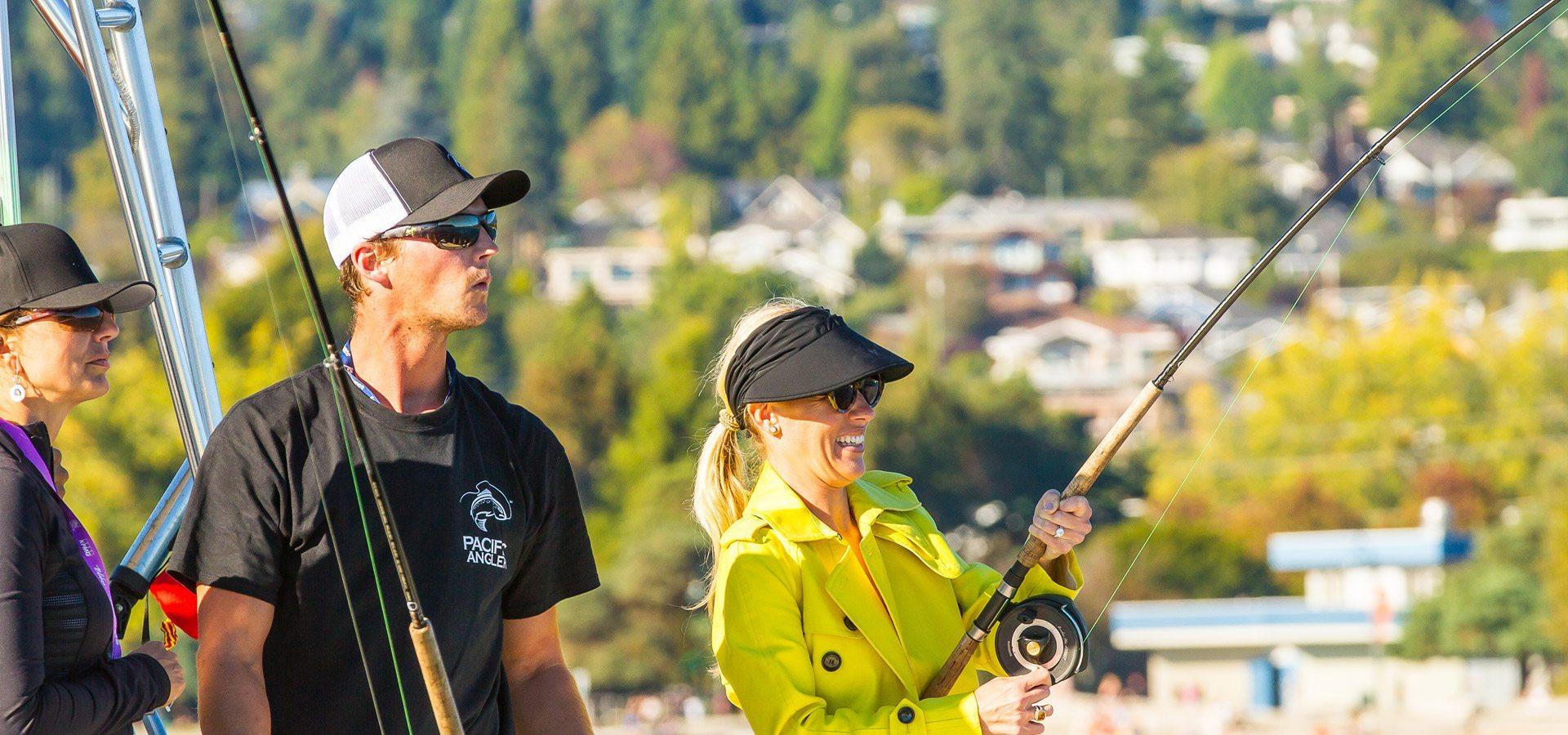 Vancouver Salmon Fishing Charter
