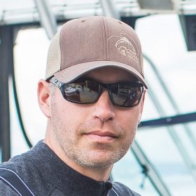 Jason Tonelli - Vancouver Salmon Fishing Guide